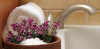 epsom salt herpes baths remedy