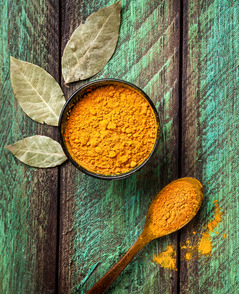 Turmeric Extract Supplements for Herpes