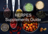 Herpes Supplements for Genital / Oral HSV 1 2 Outbreaks Cold Sores