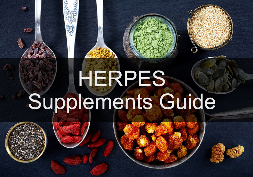 Herpes Supplements Ultimate Guide | 15 Natural Remedies for HSV