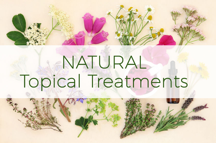 natural topical treatments