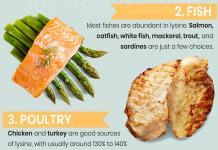 Lysine-Arginine Ratios in Food Featured Image